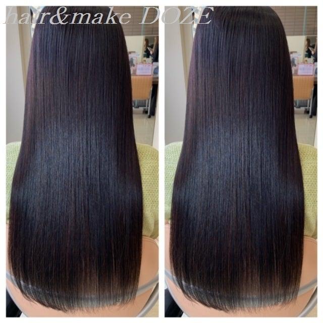 大人女子のエイジングケアに髪質改善プレミアムトリートメント。