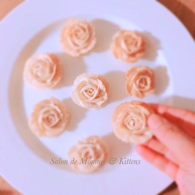 オリジナル餡フラワークッキーが完成!の記事に添付されている画像