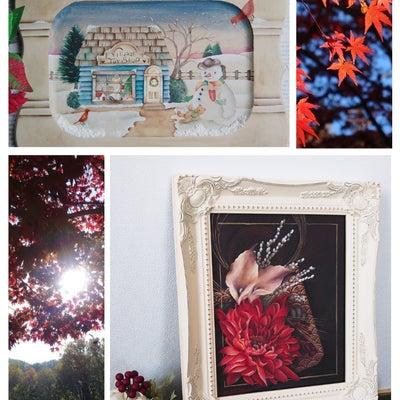 芸術の秋だからの記事に添付されている画像