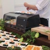 寿司ビュッフェの記事に添付されている画像