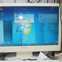 パソコン修理 自作機の記事に添付されている画像