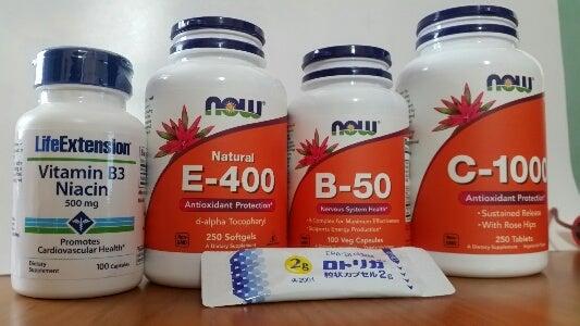 ナイアシン・ニコチン酸アミドの11ヶの ...