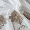 美しいトルコ製の刺繍 レースカーテン 生地ご紹介~アンティーク~の画像