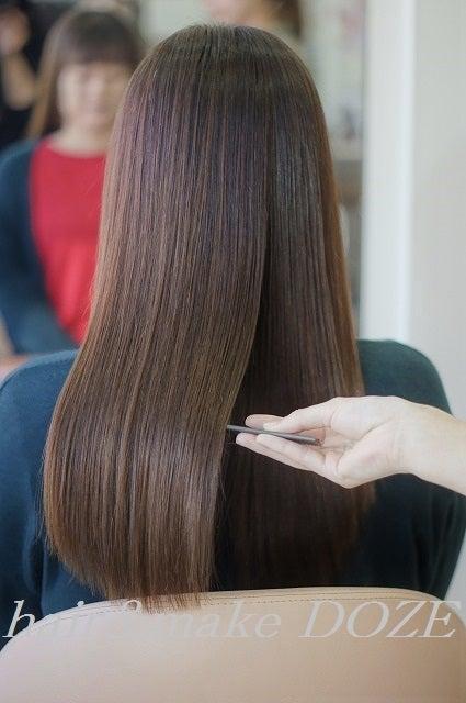 髪質改善プレミアムトリートメントは回数を重ねれば重ねるほど美髪になります!