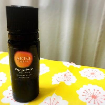 気楽にいこうよ!「太陽の果物」オレンジ・スィート精油の記事に添付されている画像