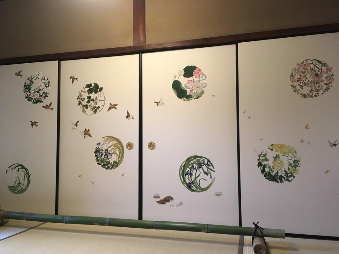【募集】4月13日(土)特別講座・大雄院にて宮絵師 安川如風先生による講話と精進料理の旅の記事より