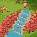 #遊べるお庭の画像