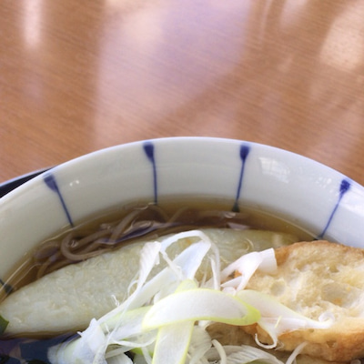 仙台そばの記事に添付されている画像