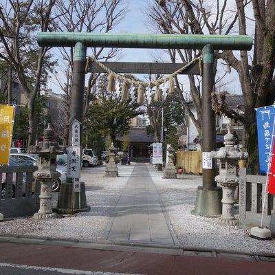 【東京】伏見稲荷社(2018年初午祭)の記事に添付されている画像