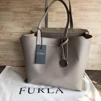 商品情報♫ 完売目前!フルラ SALLY M トートバッグ SABBIAの記事に添付されている画像