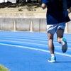 マラソン走っていて体が痛いのは?の画像