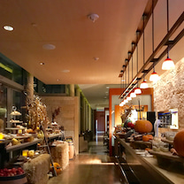 Thanksgiving Dinner Dessert Buffetの記事に添付されている画像