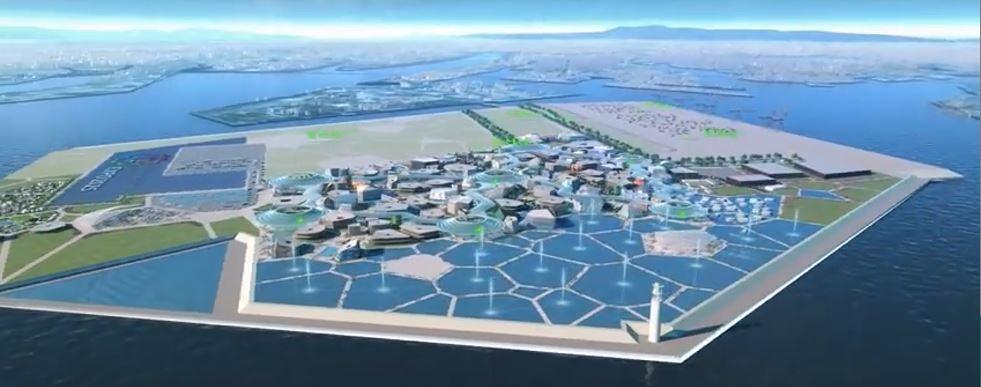 2025年大阪万博 開催決定!   FUTOの釣り天国