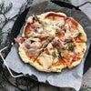 生地作りから、15分で完成~♡フライパンと、ホットケーキミックスで『簡単ピザ』の画像
