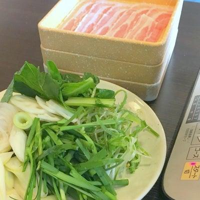 【お手頃価格】野菜たっぷり1人しゃぶしゃぶランチの記事に添付されている画像