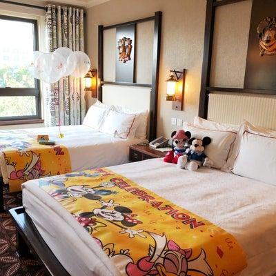 【香港ディズニー】② 部屋&アメニティの記事に添付されている画像