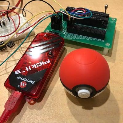 モンスターボールPlus マイコン自動化カスタムの記事に添付されている画像