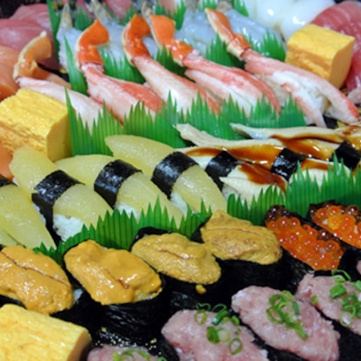 【写真修正・加工の専門店】握り寿司の画像 レタッチの記事に添付されている画像