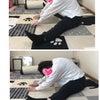 産後に開脚ヒーリング!!!岐阜県美濃加茂市・可児・関市の整体室☆りんごの画像