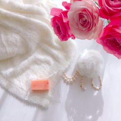 女っぷりが上がる石鹸♡の記事に添付されている画像