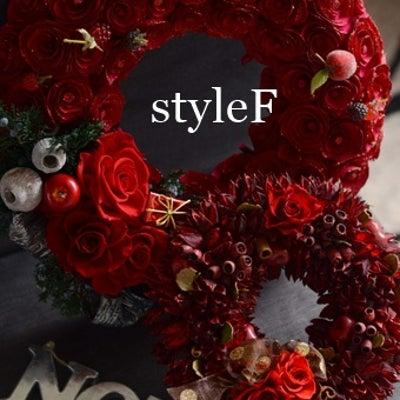 大丸東京店にstyleFプリザーブド&ハーバリウムクリスマス販売始まります♪の記事に添付されている画像