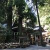 高千穂と阿蘇の旅1 高千穂神社の画像