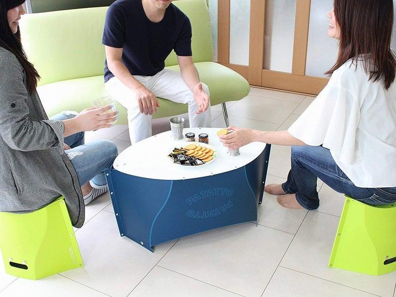 パタット テーブル 折りたたみテーブル
