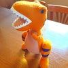 クリスマスプレゼントに♪かわいい恐竜が届いています!の画像