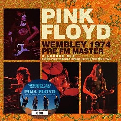 Wembley 1974 Pre FM Master : 3 Source MIの記事に添付されている画像