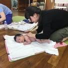 今日も産後初参加の赤ちゃん生後35日とちょうど2ヶ月60日の赤ちゃんの記事より