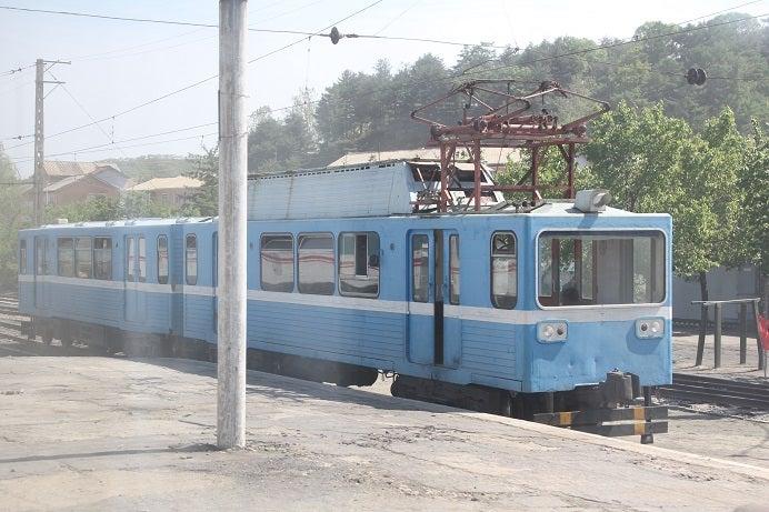 列車に乗って北朝鮮(5)~新義州→平壌 その3~ | 長いブログ (旧 ...