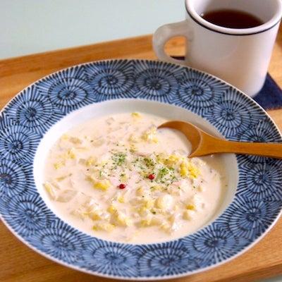 やさしい味「白菜の豆乳スープ」の記事に添付されている画像