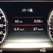 ゲレンデヴァーゲン、燃費が良くなってきた!の記事に添付されている画像