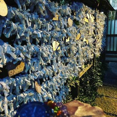 早朝の参拝は❓予約制、池袋西口のパワーストーンショップの記事に添付されている画像