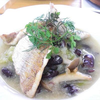 基本の魚のおろし方・簡単レシピのフレンチ&イタリアン|花鯛のポワレきのこと豆の野の記事に添付されている画像