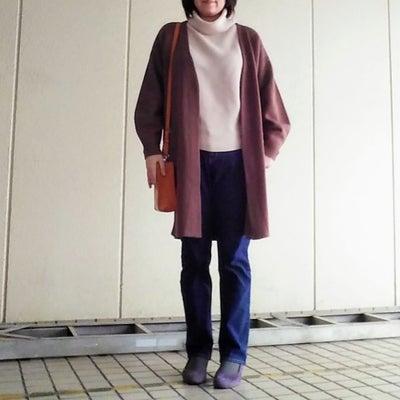 【モデルサイズ女子】ニッセンのトールサイズ ''スラットジール'' デニムレビュの記事に添付されている画像