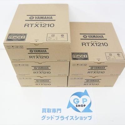 YAMAHA(ヤマハ) 有線ブロードバンドルーター RTX1210 買取りさせての記事に添付されている画像