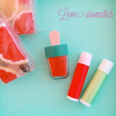 【手作りワークショップ】唇に潤いを・心に潤いを♡ワクワクリップグロス&リップクリの記事に添付されている画像