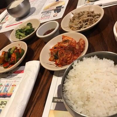 フォートリーの豆腐屋さん「So Kong Dong」の記事に添付されている画像