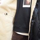 オーバーサイズが目を惹く暖かいボアフーデッドコート!!の記事より