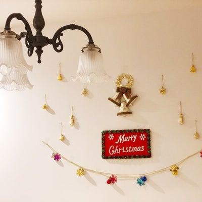 【クリスマス】ダイソーとドンキがメインの飾り付け♪の記事に添付されている画像
