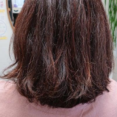 佳子さん最後のヘアケア♡の記事に添付されている画像