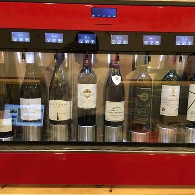 飲食店奮闘記(ワインダイニング) エノマティック 赤ワイン5本に変更しました。の記事に添付されている画像