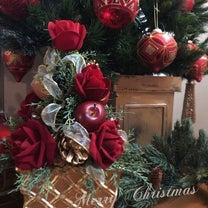 今年のわが家はレッドクリスマスの記事に添付されている画像