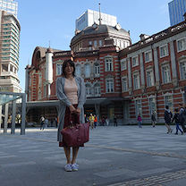 2609. 東京駅丸の内北口ドームの記事に添付されている画像