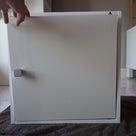 ニトリハック まずはキューブボックス組み立て!の記事より