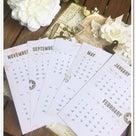 楽しみにしていただいている、年末恒例クラス。手作りカレンダーで来年に想いを寄せる。の記事より