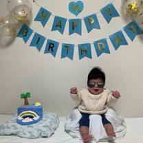 half  birthday♡6か月の記事に添付されている画像