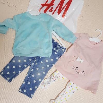 H&Mの秋冬ベビー服♪の記事に添付されている画像