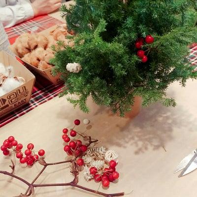 くらし間レッスン*クリスマスツリーの記事に添付されている画像